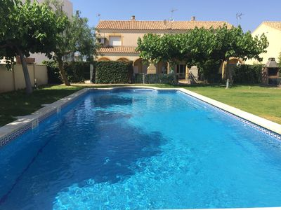Photo for Two townhouses for five people 400 m from the beach