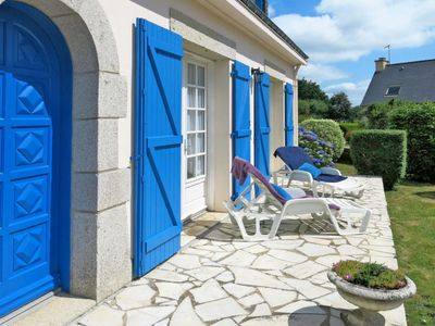 Photo for Vacation home Les Camélias (LMQ300) in Locmariaquer - 5 persons, 3 bedrooms