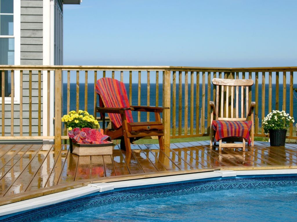 Relaxed Oceanfront Luxury with Pool and Hot Tub