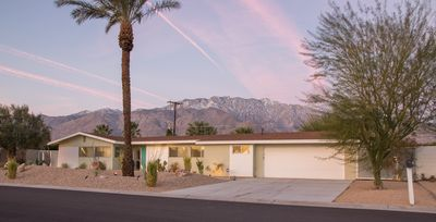 Photo for Desert Coral Oasis: Spacious Mid-Century Ranch 3Bed/4Bath, Pool