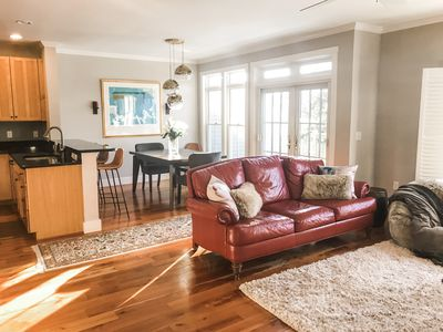 Photo for Luxury Mountain RD 3BD Townhome | Stowe Getaway | Family Room with Pool Table