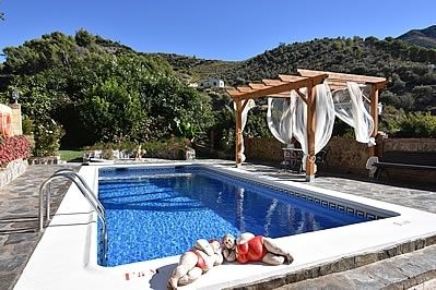Photo for 3 bedroom Villa, sleeps 5 in Maro with Pool, Air Con and WiFi