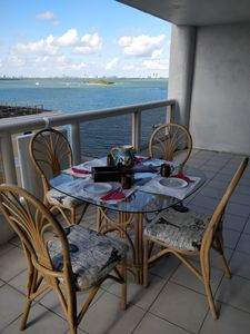 Photo for Apartment with great view in a luxury hotel