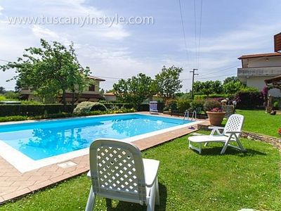 Photo for VILLA IN HILL, PRIVATE POOL, 3 BEDROOMS AND 2 BATHROOMS, 500sqm OF PRIVATE GARDEN