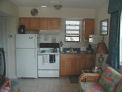 Kitchen in Condo