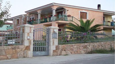 Photo for Just 500 meters from the white beach and crystal clear water with views of tavolara