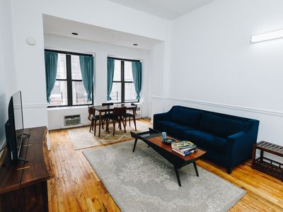 Photo for Bryant Park - Cozy and spacious 3 Bedroom, 2 Baths Apartment