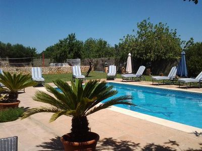 Photo for Porreres house for 12 - 16 people with 6 bedrooms - Holiday home