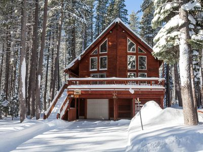 Photo for 'Pine Mountain Home' Backs up to the Hiking/Skiing trails of Royal Gorge