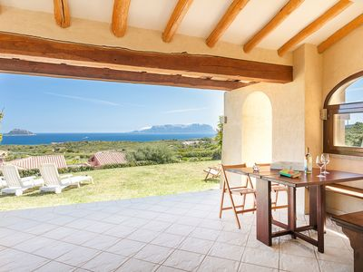 Photo for Beautiful Villa in Privacy with Air Conditioning, Garden and Terrace; Parking Available