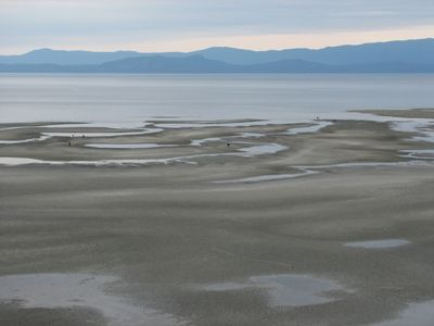 Beautiful Parksville Beach