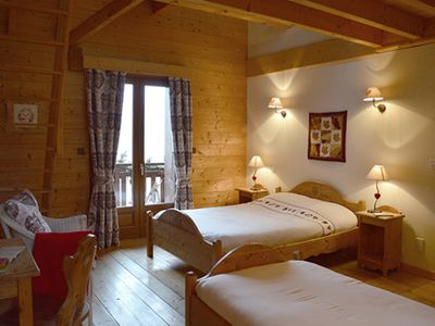 Photo for GUEST ROOM / COCHETTE / 5 PERS