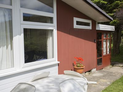 Photo for 2 Bedroom Chalet, Sleeps 4, Pet Friendly, Quiet and Relaxing Location
