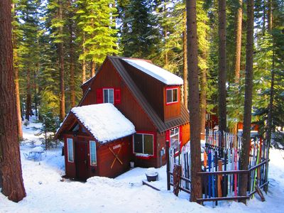 Photo for West Shore Lake Tahoe - Family & Pet Friendly. Hot Tub. High Speed WiFi Internet