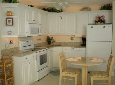 Brand New Kitchen equipped with everything you need-Granite, Dishwasher