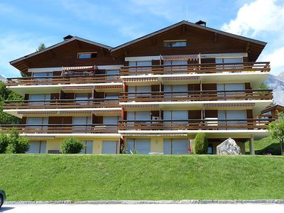 Photo for Apartment in Leytron with Parking, Washing machine, Balcony (41867)