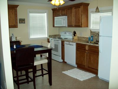 Photo for Cozy Upstairs Apartment Will Sleep 6 Comfortably In Old Town BSL