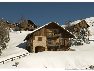 Photo for ground floor apartment in chalet