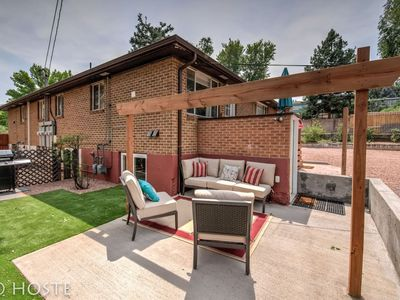 Photo for ✽ 2BR ✽ Comfy condo & cute patio ✽Broadmoor area✽