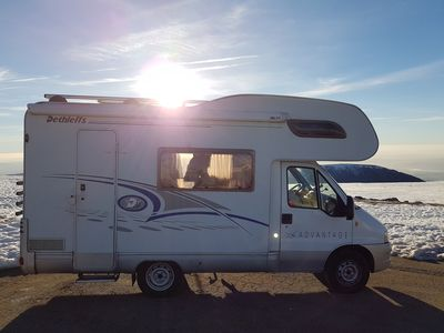 Photo for Visit Portugal In Our Lovely Motorhome