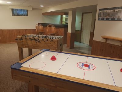 "Photo for Sarnia's ""Man Cave"" welcomes you... ""GAME ON!"" (Pet Friendly)"