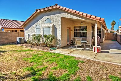 You'll feel right at home when you stay at this lovely Peoria vacation rental home!