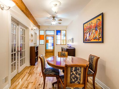 Photo for Cozy Atwater Canal 1 - 2 BR APPARTEMENT near DOWNTOWN, SUBWAY