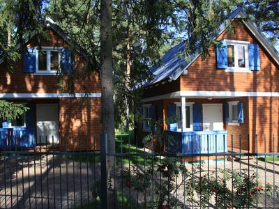 Photo for child-friendly holiday home in Pobierowo, W-LAN, centrally located, 400m to the beach