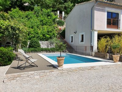Photo for Studio in Menerbes with a view of the Luberon