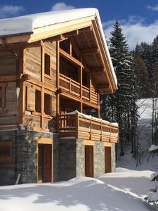 Photo for Luxurious apartment in Chinaillon, Le Grand Bornand