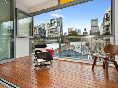 Photo for Split-Level Executive 2BR Darlinghurst Apartment with a New York Feel
