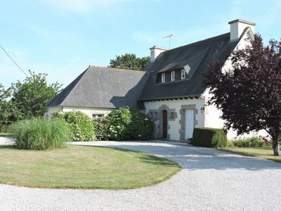 Photo for Detached holiday home with garden to get to know culture-filled North Brittany