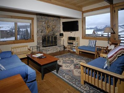Photo for Recently Remodeled, Amazing Views & Steps Away from the FREE Shuttle!