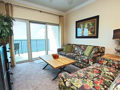 Photo for Crystal Tower 1803- Don't Miss a Beach Trip! Book Now