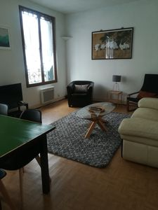 Photo for 2 rooms 47 m2, 15 km from Paris (gate of Italy) and 5 minutes from Orly airport