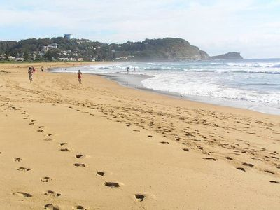 Photo for The Avoca Beach House - Best location beach and shops 20 meters away