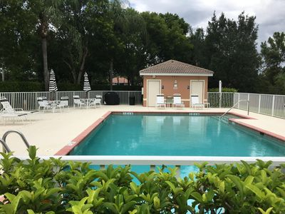 Photo for Location, Location!! 15 steps to the pool, 5 minutes to the beach!