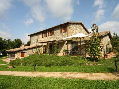 Photo for Holiday house Porano for 10 - 19 persons with 5 bedrooms - Holiday house