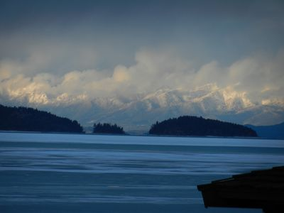 Photo for Charming Home Overlooks Flathead Lake-July23-29 & August 8-20 stil avail.