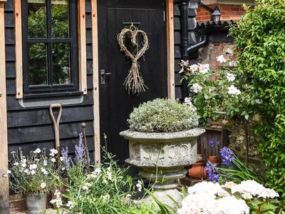 Photo for The Potting Shed - a gorgeous, characterful bolthole in Winchester's old town.