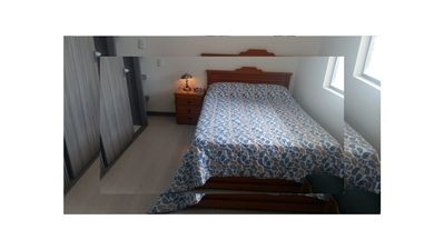 Photo for Nice room with double-bed and own bathroom (shower/WC) near University Nacional