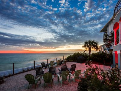 Photo for Panoramic Gulf Views from Every Floor! Gulf Front! Community Beach Access!