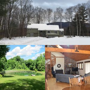 Photo for ***Special rate!!* Mountain views, private and secluded home. Air conditioning!!