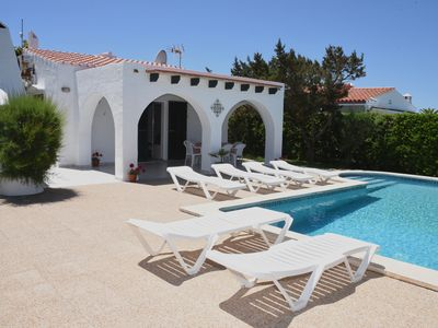 Photo for 3BR Villa Vacation Rental in Cap d'Artrutx, PM