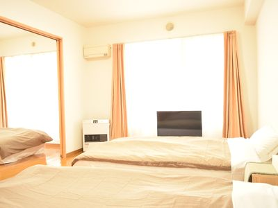 Photo for Room 601, 1LDK, 4 single beds, 3 minutes on foot from Toyo Line Susui Susukino Subway Station