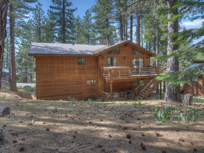 Photo for The Northstar Family Cabin | Sleeps 11 + Hot Tub