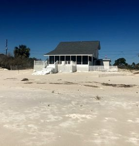 Photo for Beautiful Beachfront Home, Lighthouse!