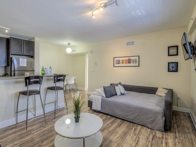 Photo for Unit 6 Suite - One Bedroom Apartment, Sleeps 4