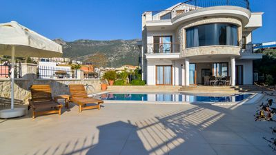 Photo for Villa Neria, Enjoying a fantastic location and stunning sea views.