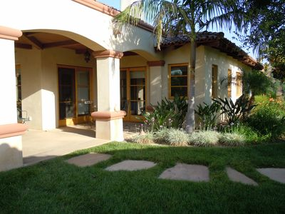 Photo for Beautiful Guest House with spectacular views of Hillside  Avocado Orchards